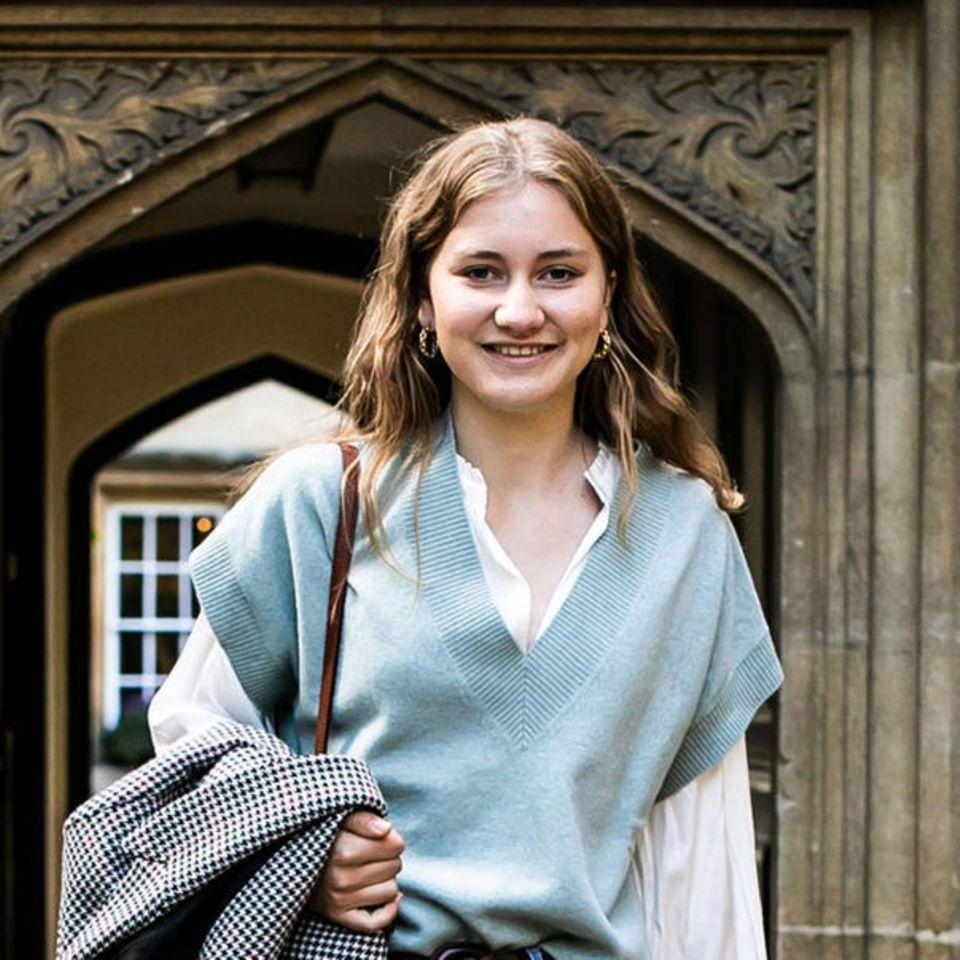 Prinzessin Elisabeth zeigt ihren Alltag an der Oxford Universität.