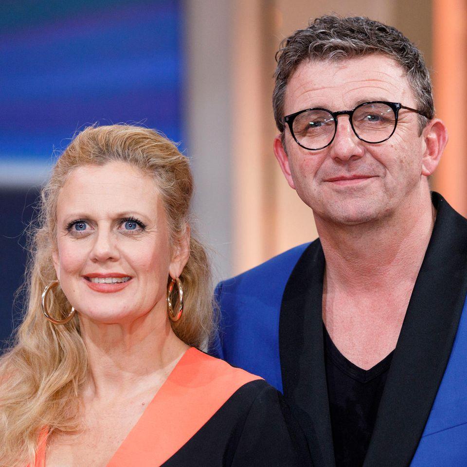 Barbara Schöneberger und Hans Sigl